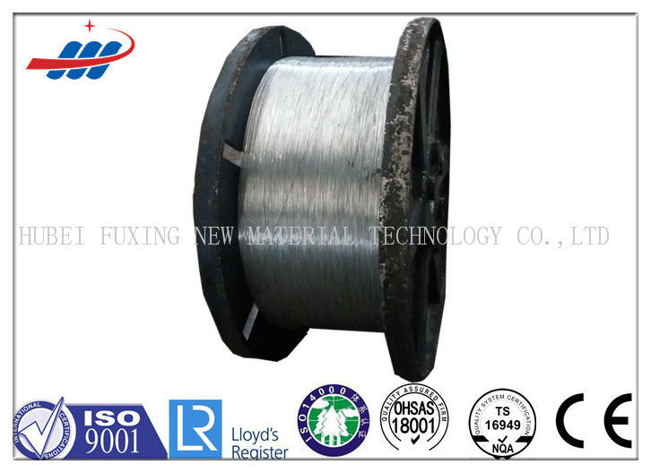 Phosphatized Galvanized Steel Wire 1520-1770MPA Strenghth DIN GB Standard