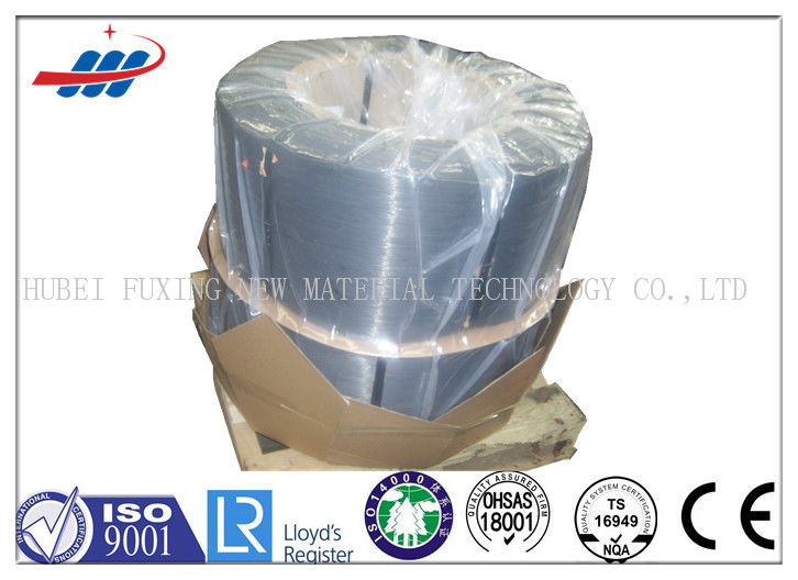 High Carbon Spring Steel Wire , Hard Drawn Spring Wire For Binding / Hauling